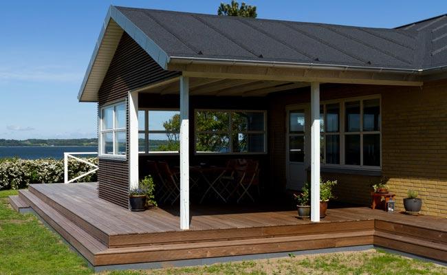 overd kning terrasse espalier eller vindafsk rmning. Black Bedroom Furniture Sets. Home Design Ideas